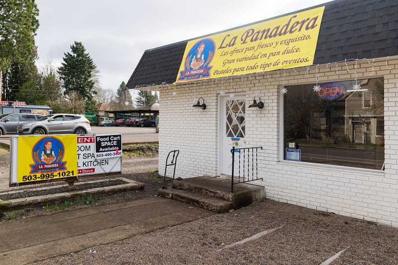 COURTESY PHOTO: CHRISTOPHER OERTELL - The La Panadera is a Mexican bakery in Forest Grove. It offers authentic treats from 7 a.m. to 9 p.m. every day of the week.