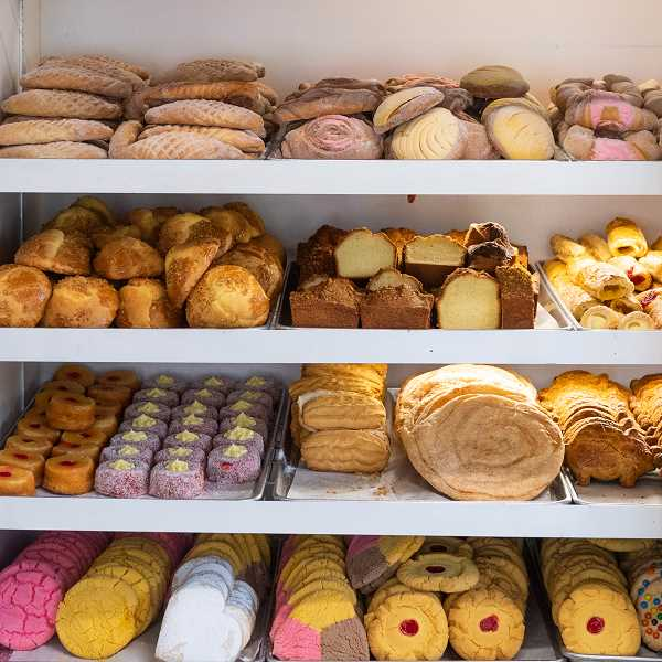 COURTESY PHOTO: CHRISTOPHER OERTELL - With limited Mexican dessert options in Forest Grove, owner of the La Panadera bakery Lucia Trinidad-Cauich saw an opportunity to serve a growing Hispanic population in far western Washington County.
