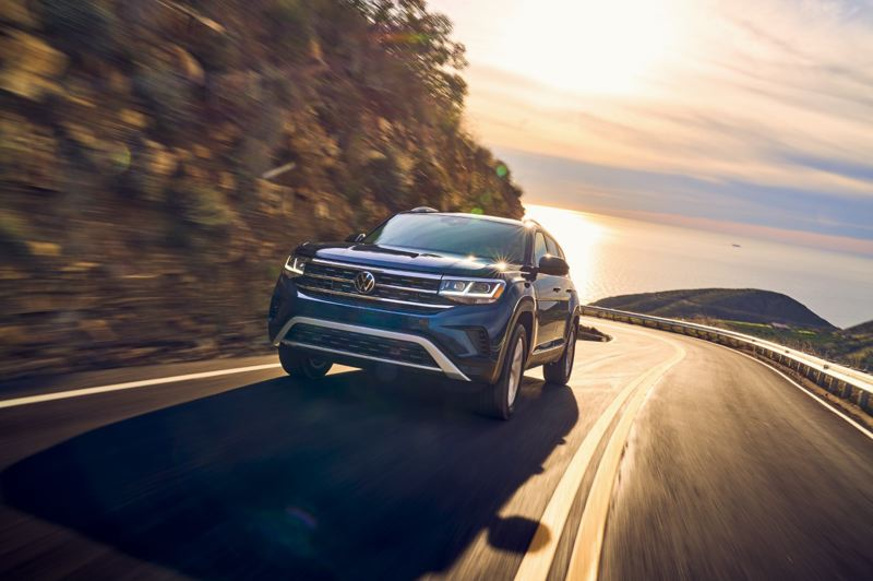 COURTESY VW - Volkswagen will bring the updated Atlas midsize SUV to the 2020 Portland International Auto Show.