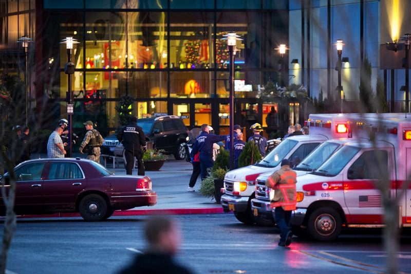 PMG FILE PHOTO - Clackamas Town Center's shooting in December 2012 killed two people and injured a third person.