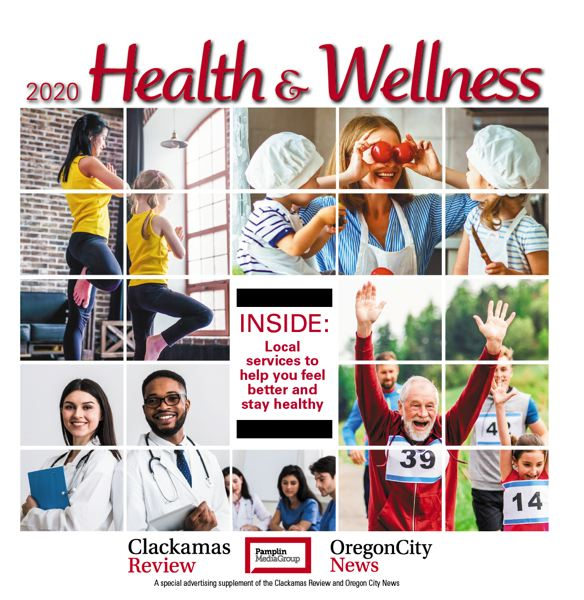(Image is Clickable Link) Health and Wellness Spring 2020