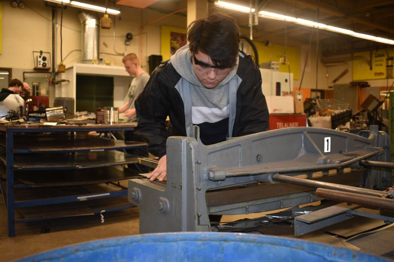 PMG FILE PHOTO - Statewide 88.9% of students that took at least one career-oriented class graduated, compared with a graduation rate of 80% overall.