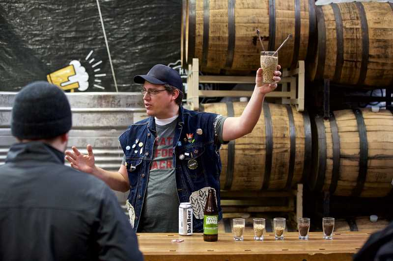 COURTESY PHOTO - 12th annual Zwickelmania invites the public to celebrate the states craft beer scene. In the Portland metropolitan area, people can enjoy public tours, tastings, meet-the-brewer sessions and free samples.