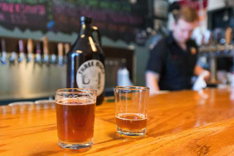 COURTESY PHOTO - Three Mugs Brewing Company in Hillsboro is one of many Zwickelmania participants. The event will be on Feb. 15 from 11 a.m. to 4 p.m.