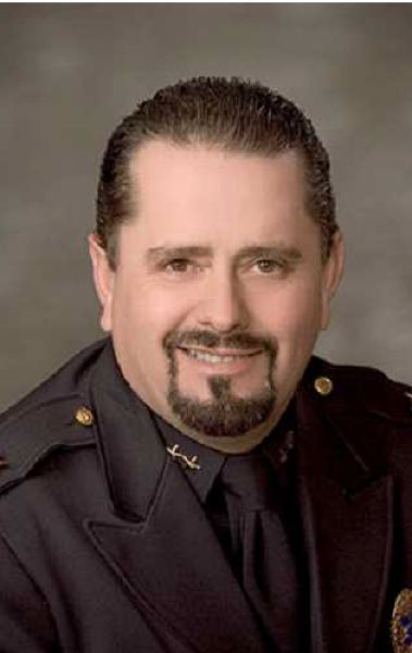 CONTRIBUTED - Former West Linn Police Chief Terry Timeus
