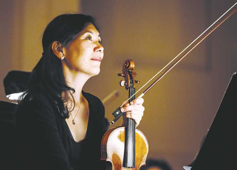 PHOTO COURTESY OF OREGON SYMPHONY - Dozens of musicians will travel to Newberg on Feb. 21 for the Oregon Symphony's annual performance at Bauman Auditorium on the campus of George Fox University.