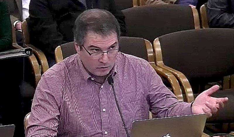 COURTESY PHOTO - Portland Tribune reporter Nick Budnick told a Senate committee Monday, Feb. 10, that the state's public records advocate needed to be independent.