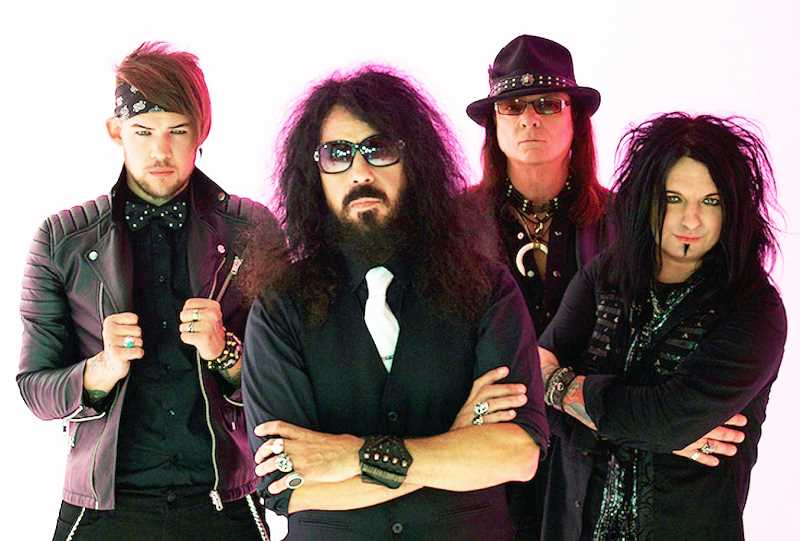 SUBMITTED PHOTO - 1980s rock legends Quiet Riot will perform on Aug. 1 at the Yamhill County Fair and Rodeo.