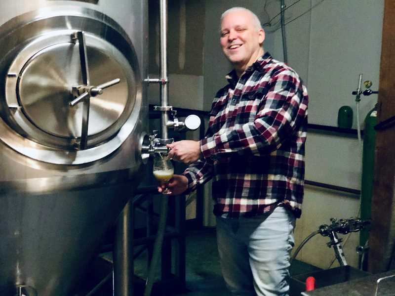 Tim Shoenheit, owner of Stickmen Brewing Co. in Lake Oswego, invites all to attend Zwickelmania Feb. 15 at Stickmen. It is free and fun for the whole family.