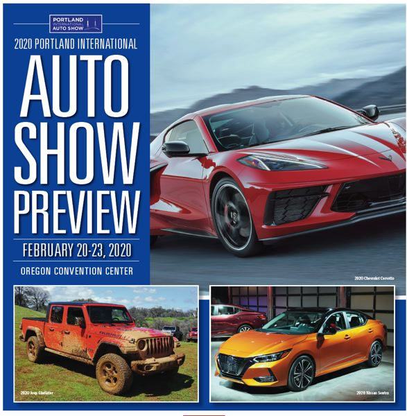 (Image is Clickable Link) Portland Autoshow Preview 2020