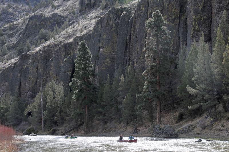 PMG FILE PHOTO - The scenic Crooked River near Central Oregon's Bowman Dam is among the places people visit each year. An audit of the state's tourism agency, Travel Oregon, said it needed to spend its money more wisely.