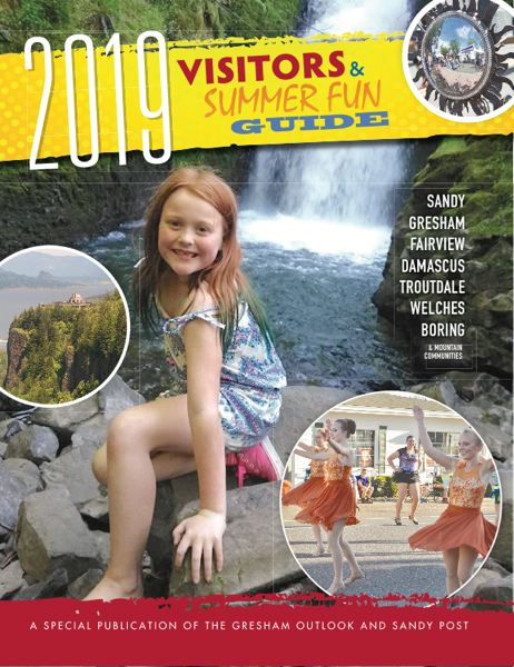 Your photography could appear on the cover of the Visitor & Summer Fun Guide magazine