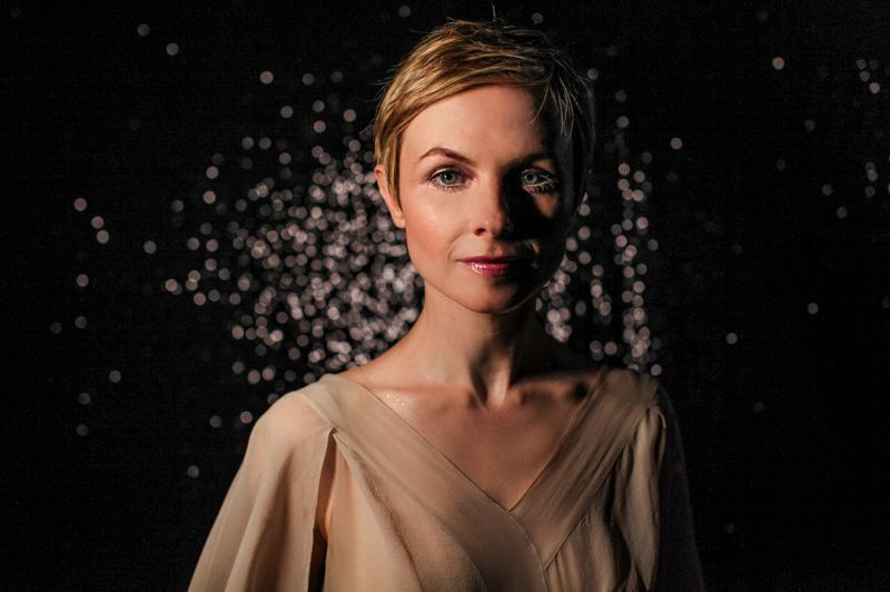 COURTESY PHOTO - Rebecca Kilgore will be feted as Jazz Master during a concert featuring Kat Edmonson (above).