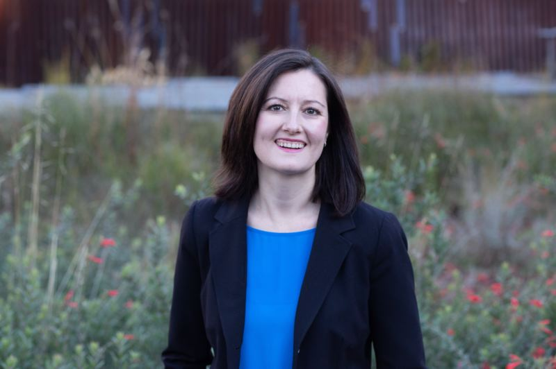 COURTESY SERIN BUSSELL - Serin Bussell of Portland seeks the Democratic nomination for the open House District 33 seat in the May 19 primary.