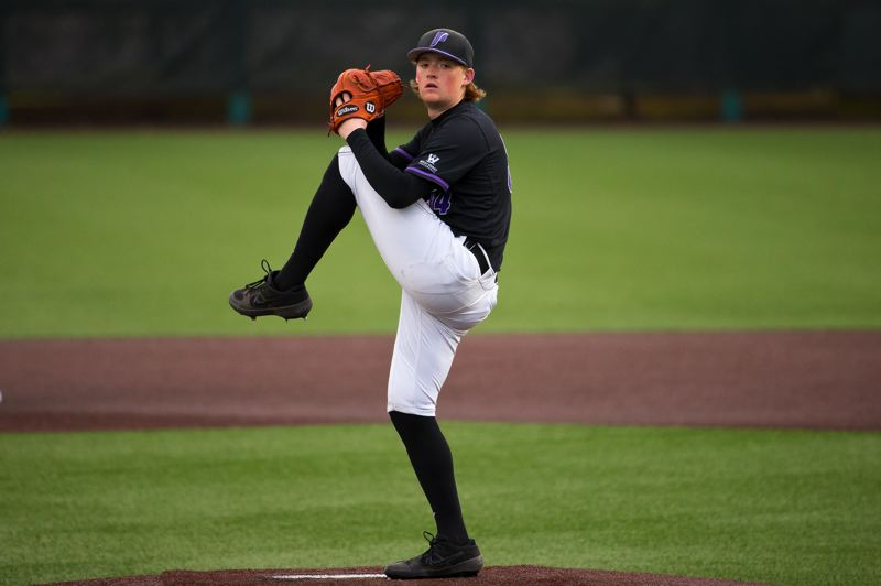 COURTESY PHOTO: UNIVERSITY OF PORTLAND - Eli Morse, a Cleveland High grad, returns as the Friday starter for the Portland Pilots.