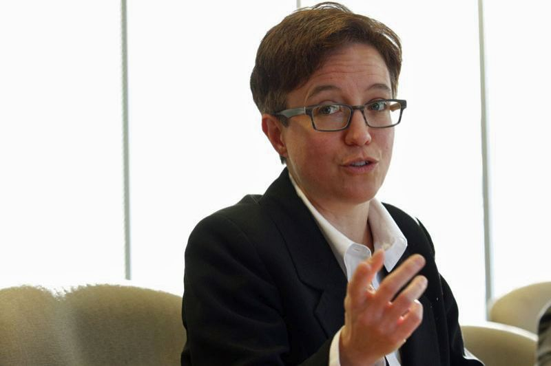 PMG FILE PHOTO - A bill to clear the way for more services for the homeless population is a key priority of Speaker of the House Tina Kotek in the 2020 legislative session.