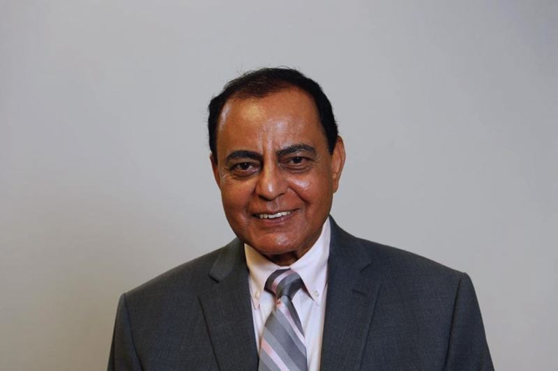 COURTESY RAMAN VELJI - Raman Velji of Beaverton seeks the Democratic nomination in the May 19 primary for the open House District 28 seat.