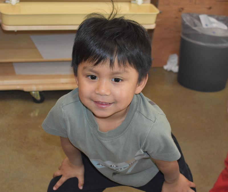 PMG PHOTO: TERESA CARSON - Need preschool? Head Start is having information sessions.