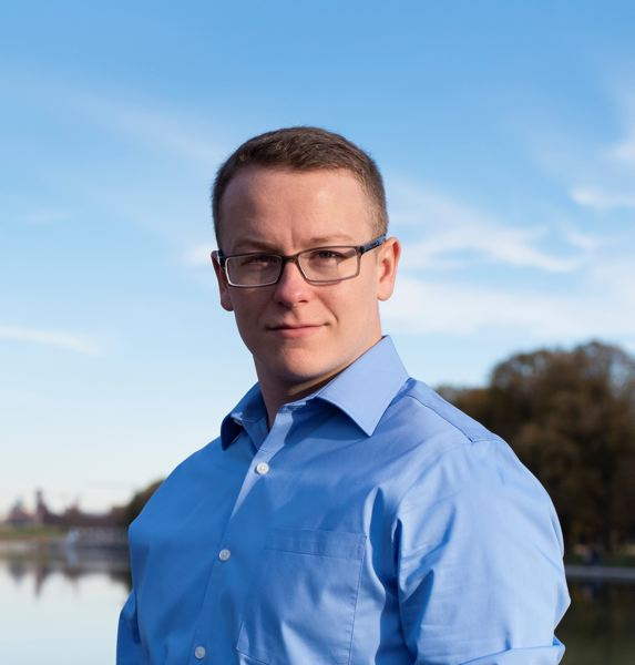 COURTESY JACOB BRIDE - Jacob Bride of Aloha seeks the Democratic nomination in the May 19 primary for the open House District 28 seat.