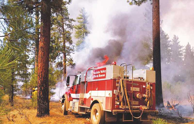Fixing wildfire issues may be too big an ask for this short legislative season