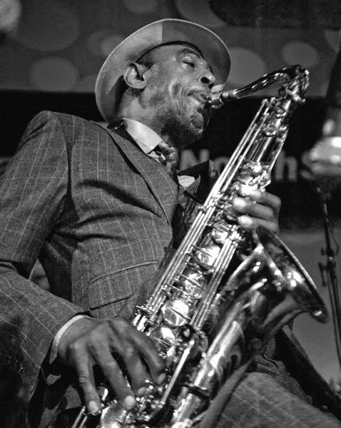 COURTESY PHOTO - Archie Shepp leads his Quartet in a performance in the PDX Jazz Festival.