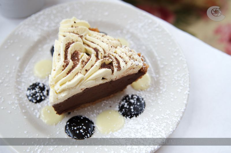 COURTESY PHOTO - It's at Mother's: Chocolate cream pie.