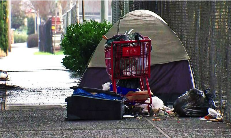 PMG FILE PHOTO - The Metro Council could vote next week on a homeless services ballot measure.