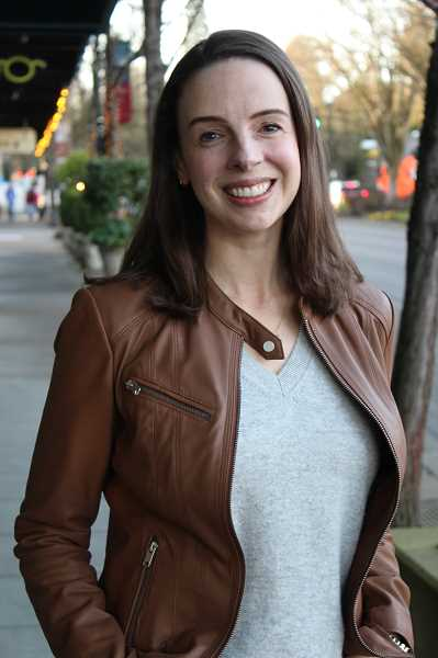 PMG PHOTO: CLARA HOWELL  - Michelle Smigel founded Safe Neighborhoods for Oregon, a nonprofit organization that has been working in partnership to draft a school safety and places of worship bill.