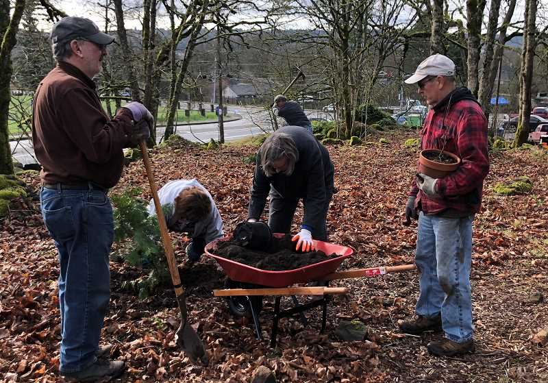 Gladstone park planting, other local events Feb. 26-March 4