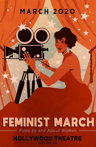 COURTESY PHOTO - Feminist March 2020 will be held at Hollywood Theatre and Movie Madness Miniplex.