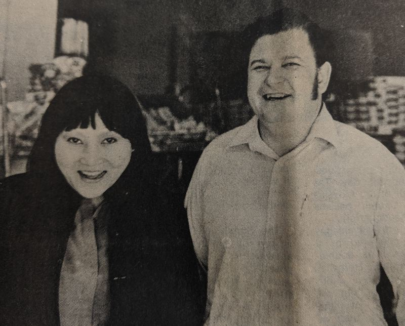 ARCHIVE PHOTO - In 1980, Kim and Jerry Rhoten purchased the Currinsville Market.