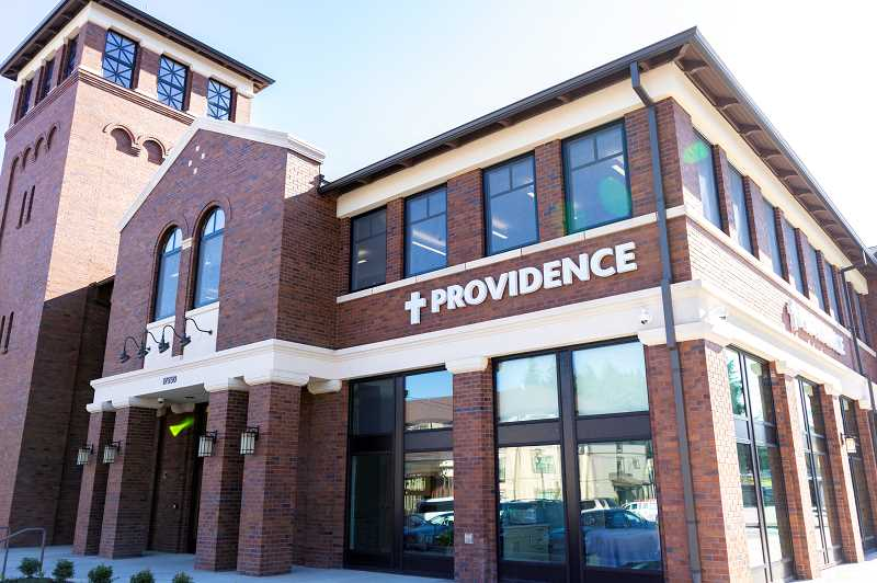 PMG PHOTO: CLARA HOWELL  - The Providence Medical Group office will open its doors to the community at Mary's Woods March 3.