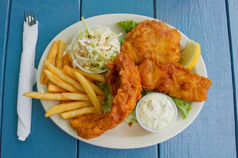 Barb Randall is focusing on eating more fish during Lent. This fish and chips recipe is healthier than deep fried fish and chips, as they are baked in the oven.