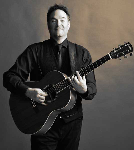COURTESY PHOTO  - Singer Steve Hale will present an evening of music at the Lake Oswego Adult Community Center March 20. Get tickets now.