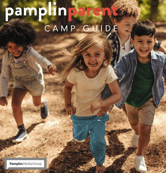 (Image is Clickable Link) Pamplin Parent Camp Guide