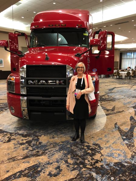 SUBMITTED PHOTO - Growing up with a father who owned a die casting factory gave Lyn Cikara a passion for focusing her leadership coaching on clients in the manufacturing, construction and automotive industries.