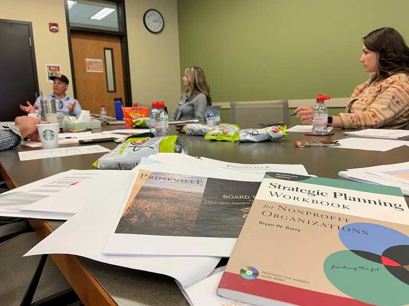 PHOTO COURTESY OF KIM DANIELS - Strategic planning is something that is becoming more and more of a business practice in today's culture.