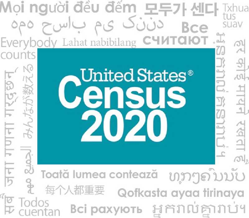 COURTESY U.S. CENSUS - The 2020 Census is kicking off in Warm Springs March 12.