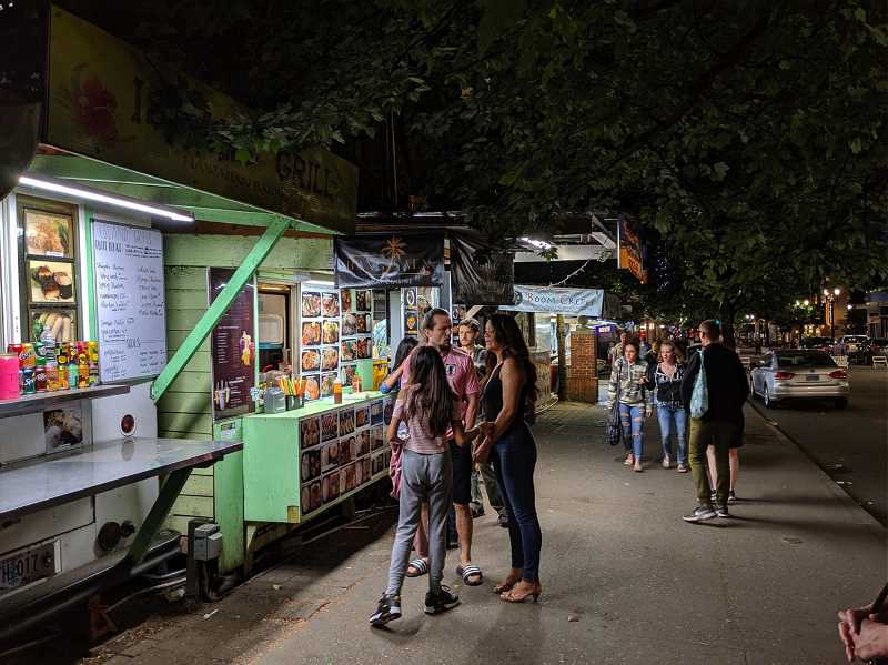 PMG FILE PHOTO - With many food trucks in the Portland area, the Beaverton City Library is hosting a workshop for those curious on how to open their own.