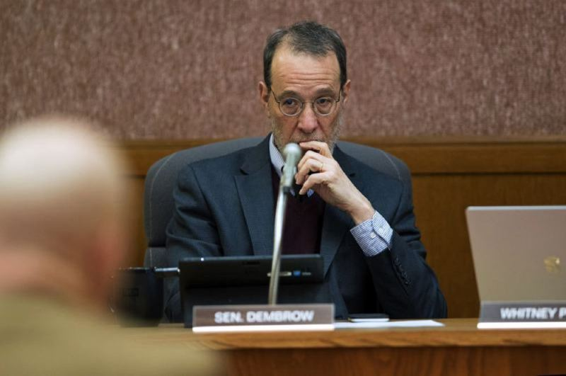 PMG FILE PHOTOS - Oregon state Sen. Michael Dembrow, a lead architect of the proposed carbon-reduction plan, supports Gov. Brown's decision to use her exectuve power but said he hopes lawmakers will eventually be able to weigh in.