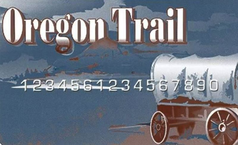 Supplemental Nutrition Assistance Program users with an Oregon Trail card like this one can now order groceries online via Walmart and Amazon.