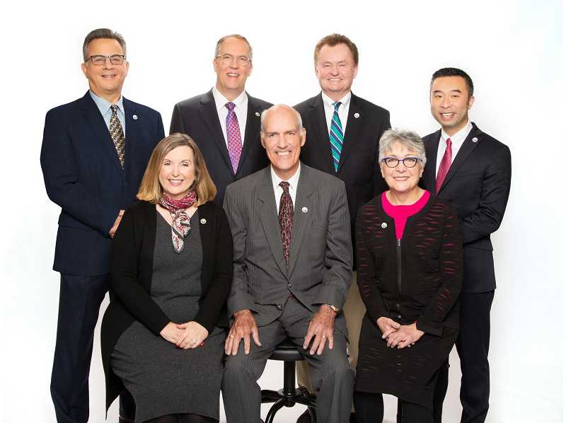 PMG FILE PHOTO - Lake Oswego City Council is one of the cities in the Portland metro area with term limits.