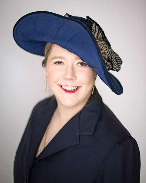 COURTESY PHOTO: ERICA J. MITCHELL - Portland-area singer, composer and historian Cece Otto will perform Centennial of Suffrage: A Concert Commemorating the 19th Amendment in Forest Grove.