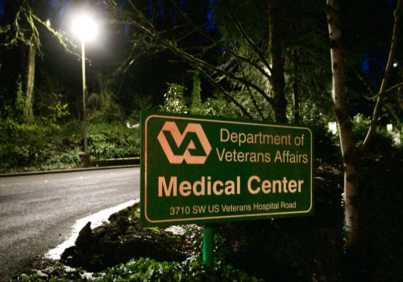 PMG PHOTO: JAIME VALDEZ - A 70-year-old Multnomah County man receiving treatment for COVID-19, a disease caused by the coronavirus, died Saturday, March 14 at a Veterans Affairs hospital in Portland.