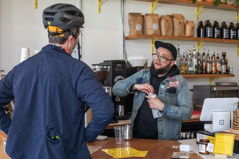 PMG FILE PHOTO - Coffee Beer in Southeast Portland is one of the small businesses that could be hard hit by an economic shutdown caused by fears of the coronavirus.