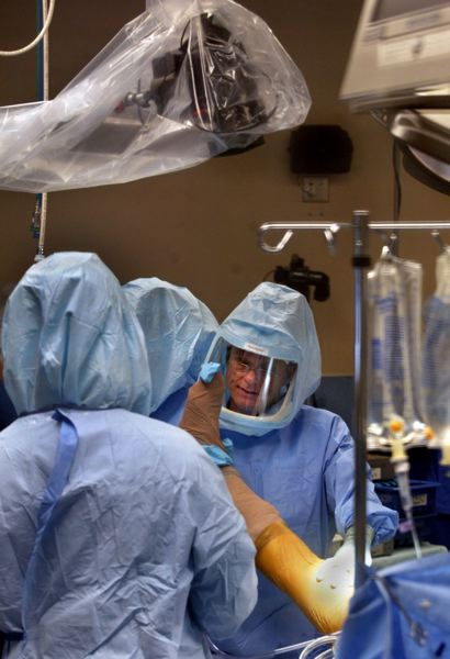 PMG FILE PHOTO - Doctors and nurses across Oregon say they're running out of personal protective equipment they need to treat COVID-19 patients.