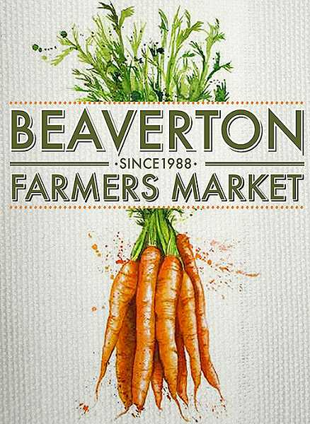 (Image is Clickable Link) Beaverton Farmers Market -
