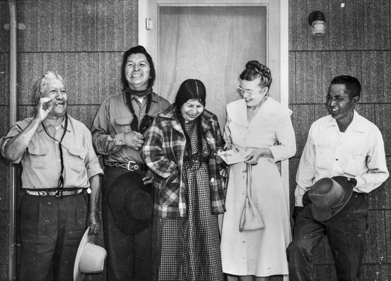 COURTESY PHOTO: OHS - Oregon Historical Society has documented our state's life, including with its recent 'Experience Oregon' exhibit (including a historical photo of a Cecilo family). Now, OHS wants to hear your story about your experience during this health and economic crisis.