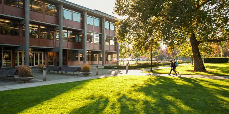 PHOTO COURTESY OF GFU - George Fox officials confirmed Sunday afternoon that a traditional undergraduate student has tested positive for the COVID-19 virus.