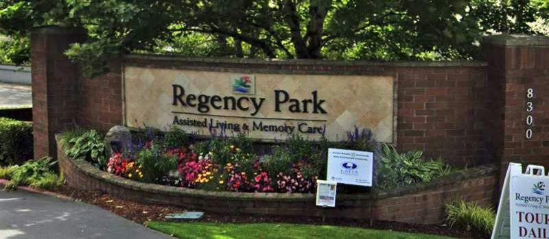 COURTESY PHOTO - Regency Park is located in the Beaverton area of Washington County.